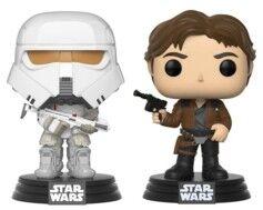 Funko Pop 2 Figurines Pop Star Wars