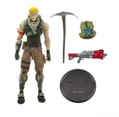 McFarlane Toys Figurine articulée Fortnite Jonesy - 18 cm