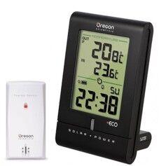 Oregon Digital Horloge solaire radio-pilotée avec thermomètre int./ext. Oregon RMR331ES