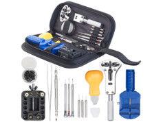 AGT Kit de 13 outils d'horloger pour réparation de montres