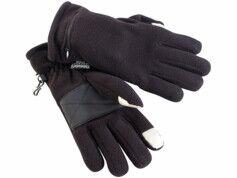 Infactory Gants chauffants pour écrans tactiles - Taille L