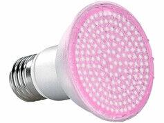 Lunartec Ampoule de croissance 168 LED E27 ''Fast Grow Pro''