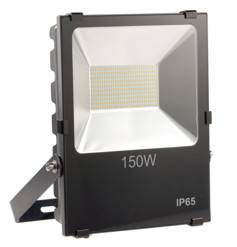 Luminea Projecteur LED outdoor 150 W / 10 500 lm - blanc chaud