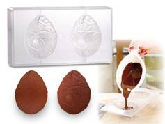Rosenstein & Söhne Moule à chocolat ''Grand oeuf de Pâques''