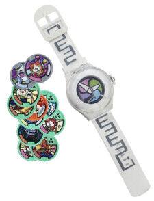 Yo-Kai Watch Montre parlante Yo-Kai Watch + 11 Médailles