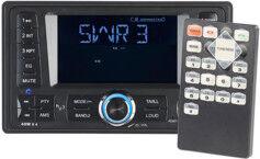 CreaSono Autoradio avec RDS / Bluetooth / USB / SD