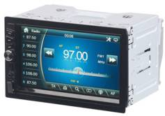 CreaSono Autoradio 2-DIN avec écran tactile et bluetooth CAS-4445.bt