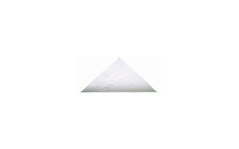 Serviette blanche 2 plis 30 cm