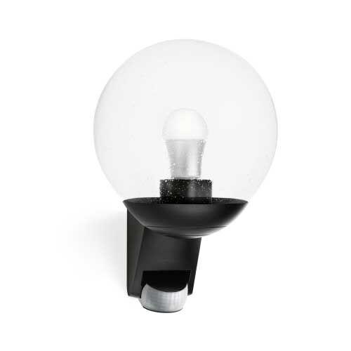 STEINEL Luminaire extérieur L 585 S à détection 230V E27 noir - 005535 - Steinel