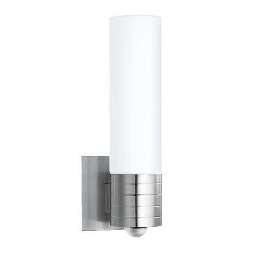 STEINEL Luminaire extérieur LED L260 à détection 230V 8,6W 700lm acier - 007874 - Steinel