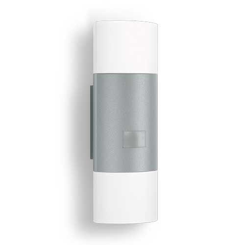 STEINEL Luminaire extérieur LED L910 à détection 230V 11W 755lm argent - 576219 - Steinel