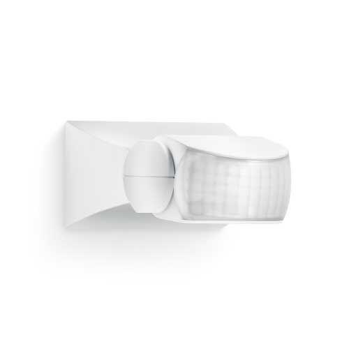 STEINEL IS1 Détecteur de mouvement infrarouge 120° IP54 blanc - 600310 - Steinel