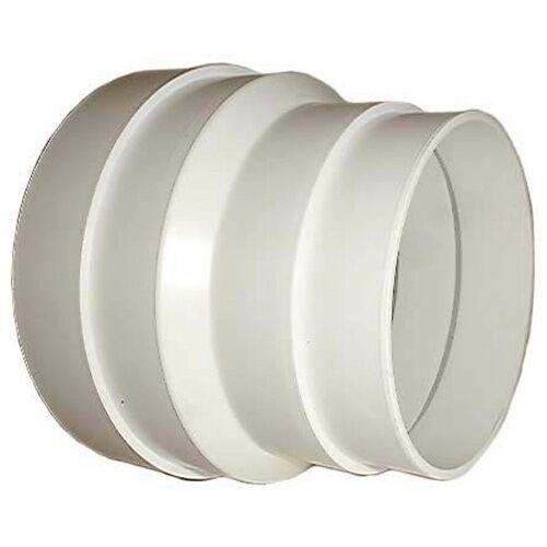 DMO Réduction conique en PVC de 100mm à 125mm - 010091 - DMO