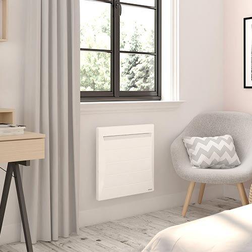 THERMOR Mozart Digital Radiateur chaleur douce horizontal 1000W - 475231 - Thermor