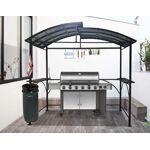 Abri pour barbecue 2,63x1,50m Abritez votre barbecue des intempéries... par LeGuide.com Publicité