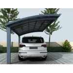 Carport 2 poteaux 3X5m gris anthracite Carport pour 1 voituregris anthracite... par LeGuide.com Publicité