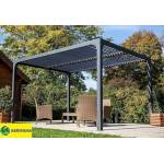 Pergola bioclimatique réglable 3,60x3m en aluminium Cettepergola bioclimatiquede... par LeGuide.com Publicité