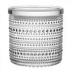 iittala  Iittala Bocal Kastehelmi H 11.6cm - transparent/H: 11,6cm x Ø... par LeGuide.com Publicité