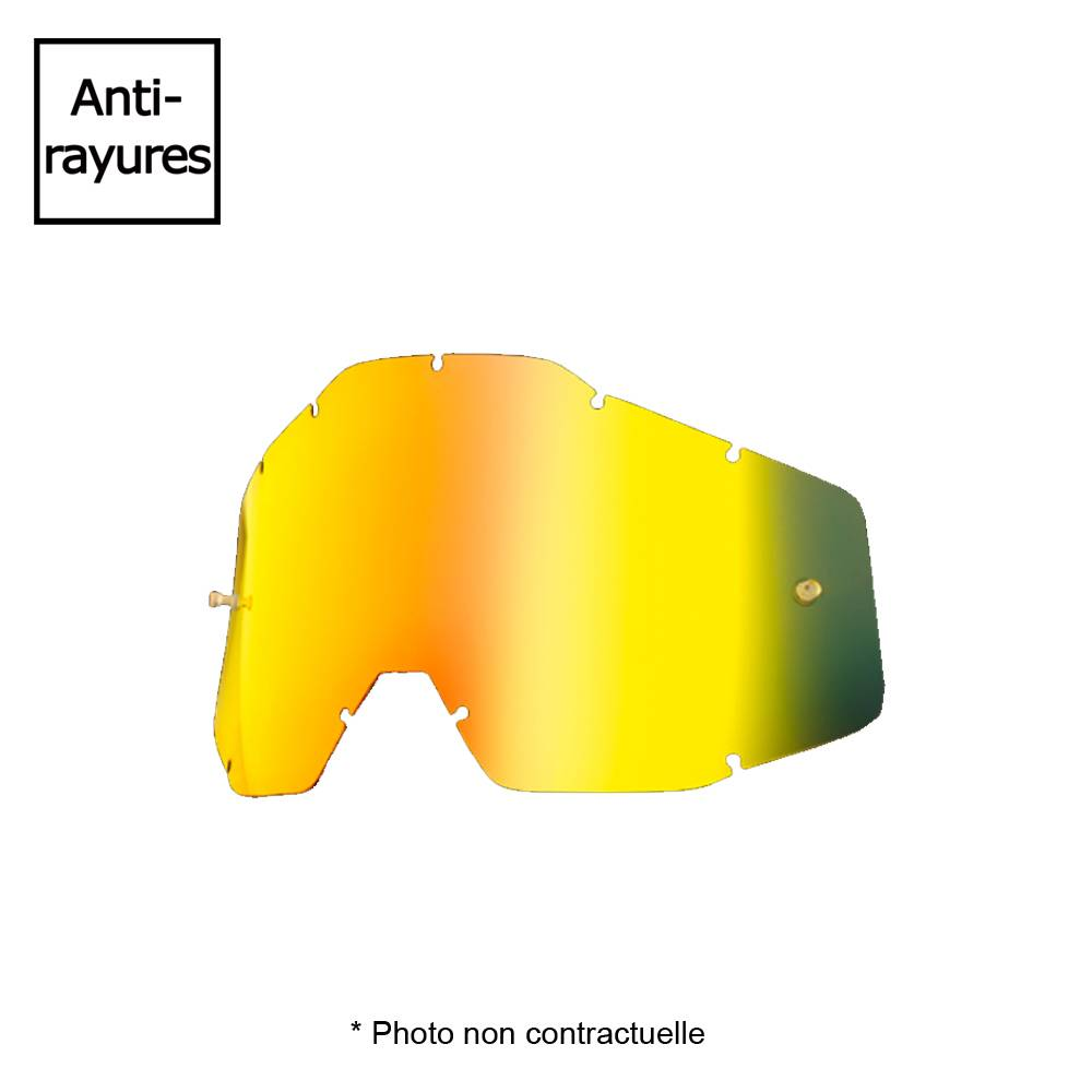 Shot Ecran iridium gold Anti-rayures Shot et Freegun Creed / Volt