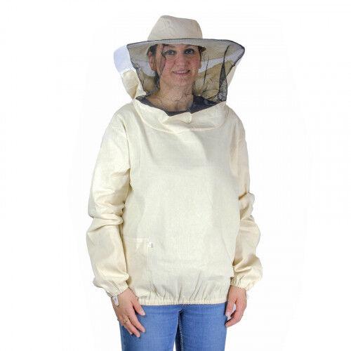 Lubéron Apiculture Vareuse avec chapeau et voile - Vêtements - XXL