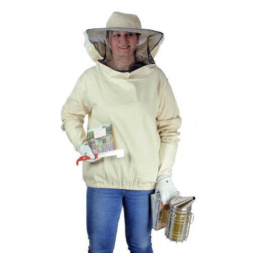 Lubéron Apiculture Kit Apiculteur : vêtements de protection et matériel - Gants - 10, Vêtements - XL