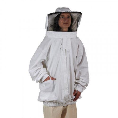 Lubéron Apiculture Blouson avec chapeau et voile - Vêtements - XXL