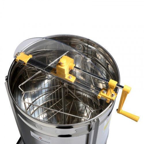Lubéron Apiculture Demi-couvercle de rechange pour extracteur Quarti diam. 620 mm C38
