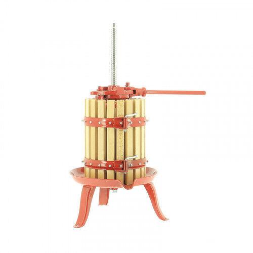Lubéron Apiculture Pressoir à miel en bois (diam. 15 cm)