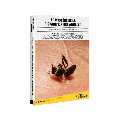 Lubéron Apiculture DVD Le mystère de la disparition des abeilles
