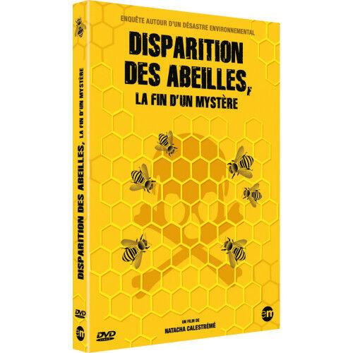 Lubéron Apiculture DVD Disparition des abeilles La fin d'un mystère