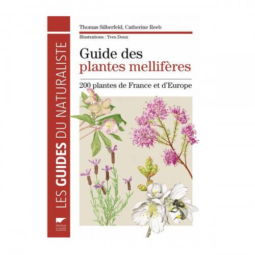 Lubéron Apiculture Guide des plantes mellifères