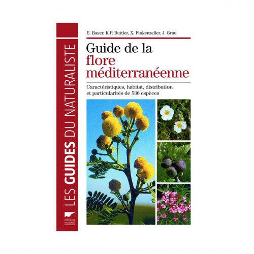 Lubéron Apiculture Guide de la flore méditerranéenne