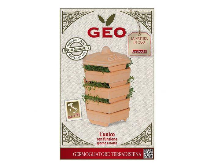 GEO Germoir pour graines àgermer Terradisiena