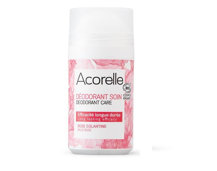 ACORELLE Déodorant Roll-on Rose Eglantine - 50ml