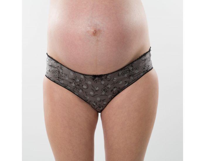 BOGEMA Culotte de maternité Ophélie Gris Gris-L