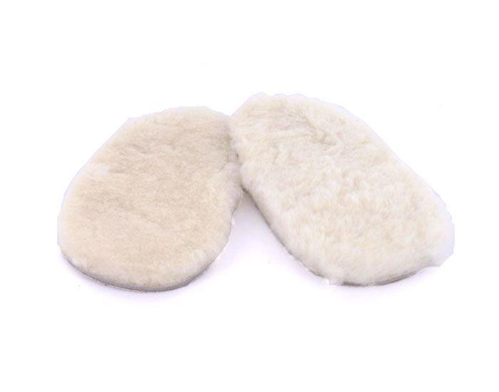 BOBUX Semelles en Peau de Mouton Large
