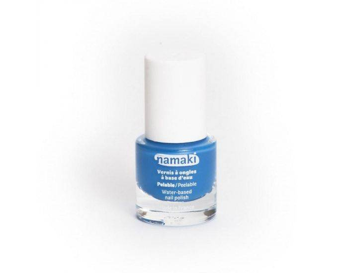 NAMAKI Vernis à ongles à base d'eau 8 - Bleu Ciel