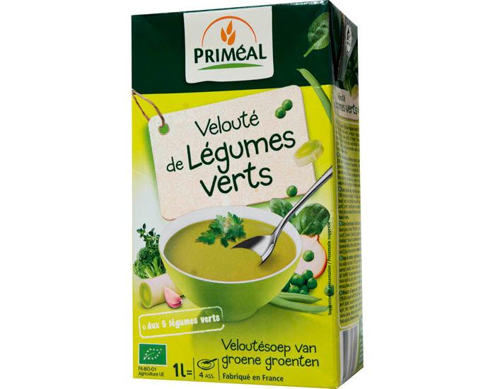 PRIMEAL Velouté de Légumes Verts 1 L