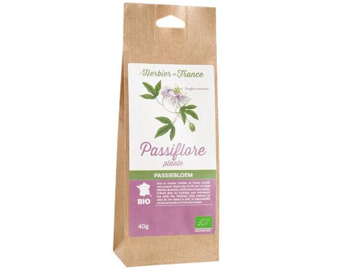 L'HERBIER DE FRANCE Passiflore plante - 40 g