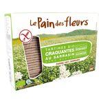 le pain des fleurs  LE PAIN DES FLEURS Tartines Craquantes au Sarrasin... par LeGuide.com Publicité
