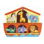 janod  JANOD Puzzle Arche de Noé - Dès 18 mois Grâce auPuzzle Arche de... par LeGuide.com Publicité