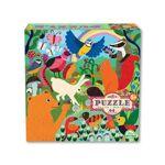 eeboo  EEBOO Puzzle 64 p - La Prairie - Dès 5 ans De gentils animaux s'amusent... par LeGuide.com Publicité