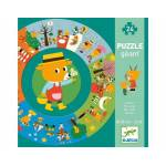 djeco  DJECO Puzzle géant L'Année - Dès 3 ans Le puzzle géant l'année... par LeGuide.com Publicité