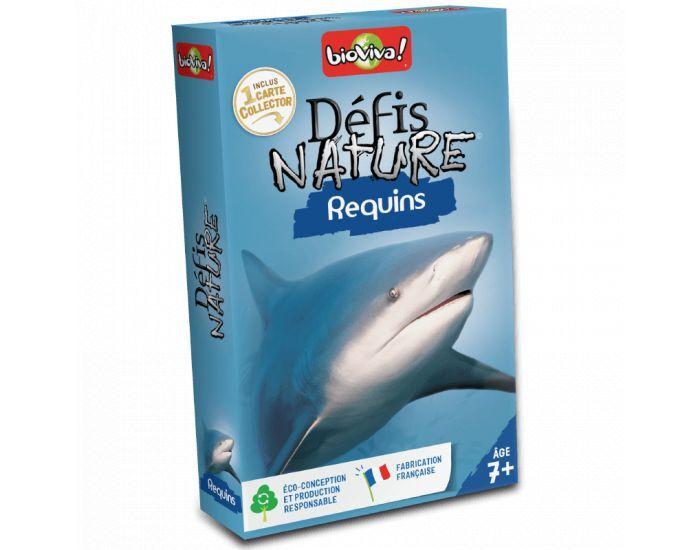 BIOVIVA Défis Nature - Requins - Dès 7 ans