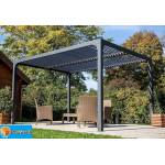 Bouvara Pergola alu bioclimatique 3,60x3m Protégez vous des rayons du... par LeGuide.com Publicité