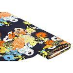 Tissu viscose pour blouses  fleurs , multicolore Tissu viscose pour blouses... par LeGuide.com Publicité