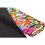 Tissu matelassé, multicolore Tissu matelassé, multicolore,rembourré.tissu... par LeGuide.com Publicité