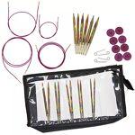 Knit Pro Set de 8 aiguilles circulaires  Symfonie , bois de bouleau Knit... par LeGuide.com Publicité