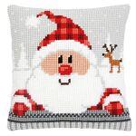 Verachtert Devant de coussin à broder  Père Noël  Devant de coussin à... par LeGuide.com Publicité