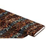 Tissu pour blouses  léopard , marron/turquoise Tissu pour blouses  léopard... par LeGuide.com Publicité